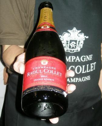 Champange Raoul Collet Grand reserve