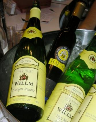 Willm Pinot Gris riesling