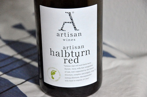 Artisan wines halbturn red 2008