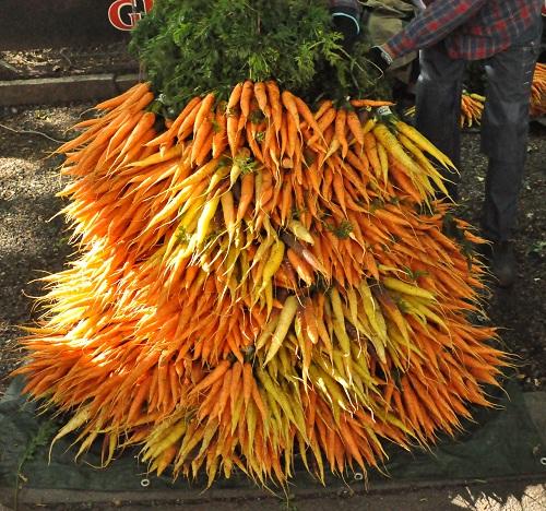Bondens marknad, Södermalm 2012