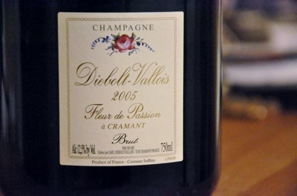 Diebolt-Vallois 2005 Fleure de Passion