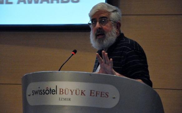 Patrick McGovern på EWBC 2012