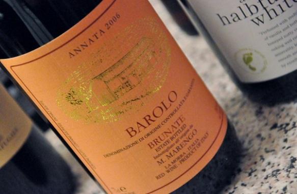 Annata 2006 M Marengo Barolo