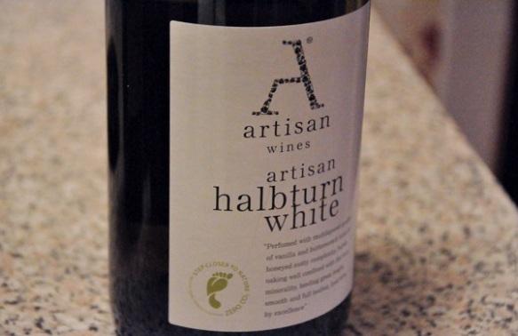 Artisan halbturn white