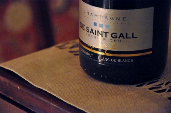 Champagne de saint gall