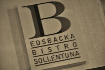 Edsbacka bistro