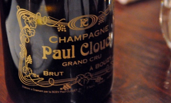 Edsbacka Champagne Paul Clouet
