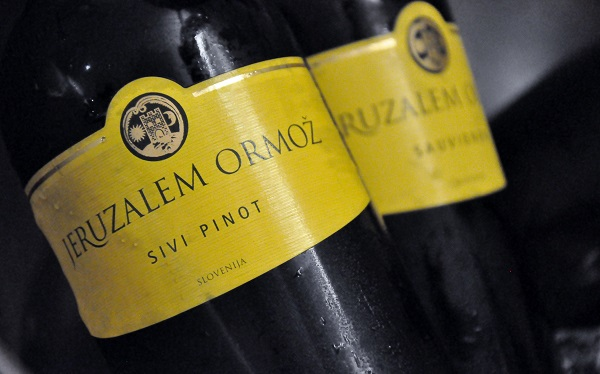 Jeruzalem Ormoz sivi Pinot