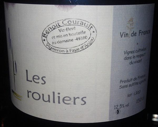 Les Rouliers Benoit Courault
