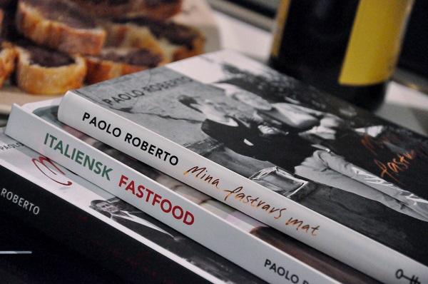 Paolo Roberto böcker