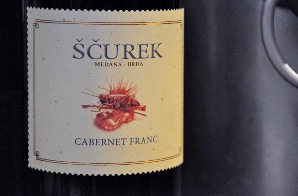 Scurek Cabernet Franc