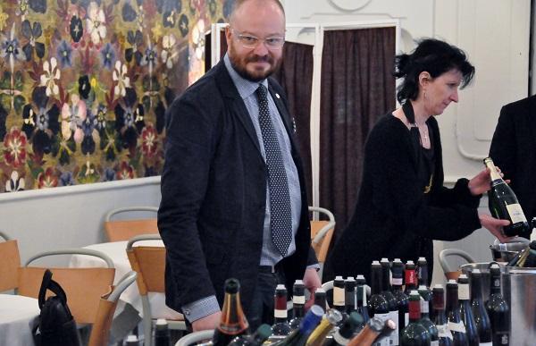Björnstierne Antonson, Winefinder