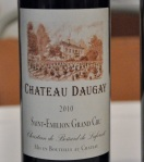 Chateau Daugay 2010