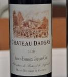 Chateau Daugay 2010