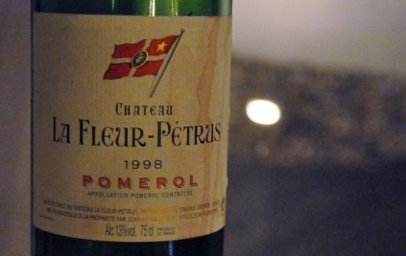 1998 Lafleur Petrus