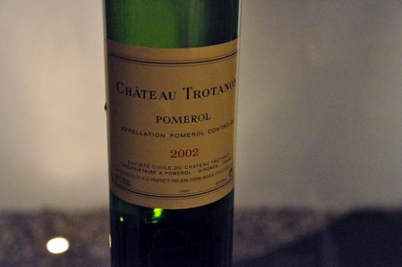 2002 Trotanoy