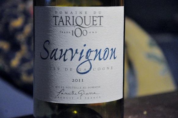 Domaine Tariquet Sauvignon 2011