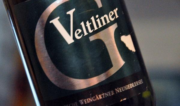 G Veltliner Panninische Weingärter Neusiedelersee 2009