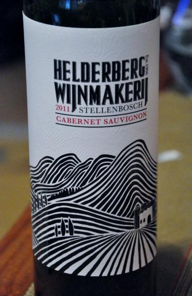 Helderberg Wijnmakerij Stellenbosch Cabernet Sauvignon 2010 2