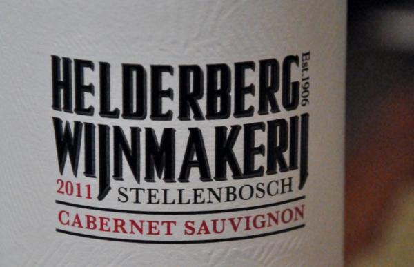 Helderberg Wijnmakerij Stellenbosch Cabernet Sauvignon 2010 3