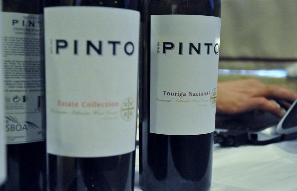 Pinto Estate Collection och Touriga Nacional
