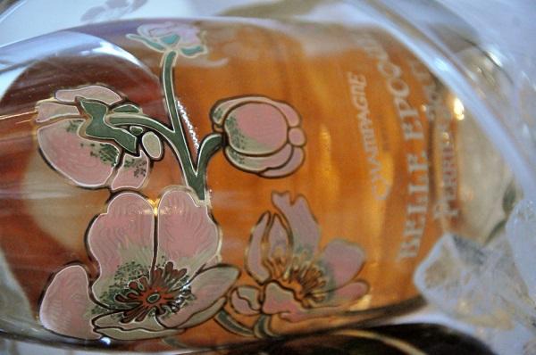 Champagne Belle Epoque Rose