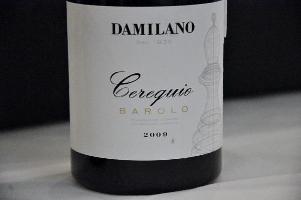 Barolo Cerequio, Damilano, 2009, Piemonte, Italien
