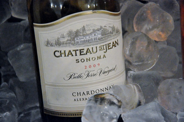 Chateau St Jean Chardonnay Belle Terre 2009, Sonoma, USA
