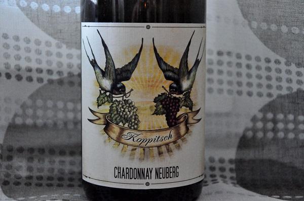 Koppitsch Chardonnay Neuberg 2011