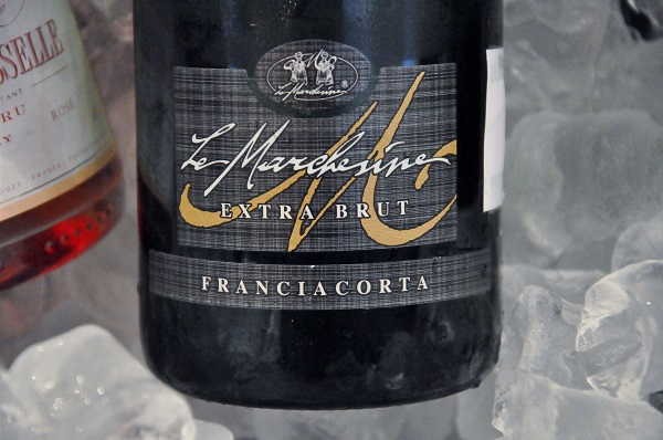 Le Marchesine, Franciacorta Extra brut, Italien