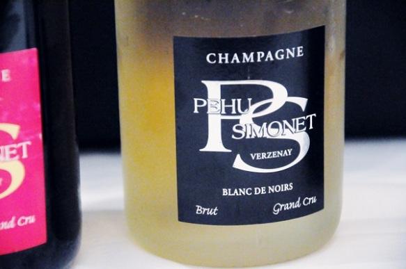 Pehu-Simonet Champagne Brut BdN Grand Cru (2)