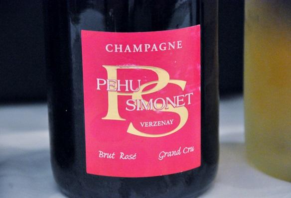 Pehu-Simonet Champagne Brut Rosé Grand Cru