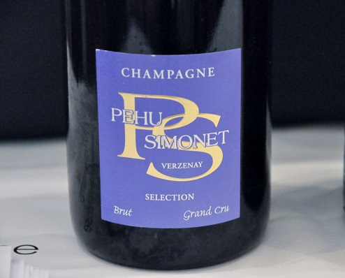 Pehu-Simonet Champagne Brut Selection Grand Cru