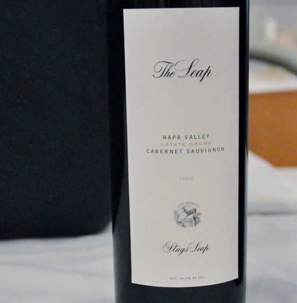 "Stags' Leap ""The Leap"" Cabernet sauvignon 2006, Napa, USA"