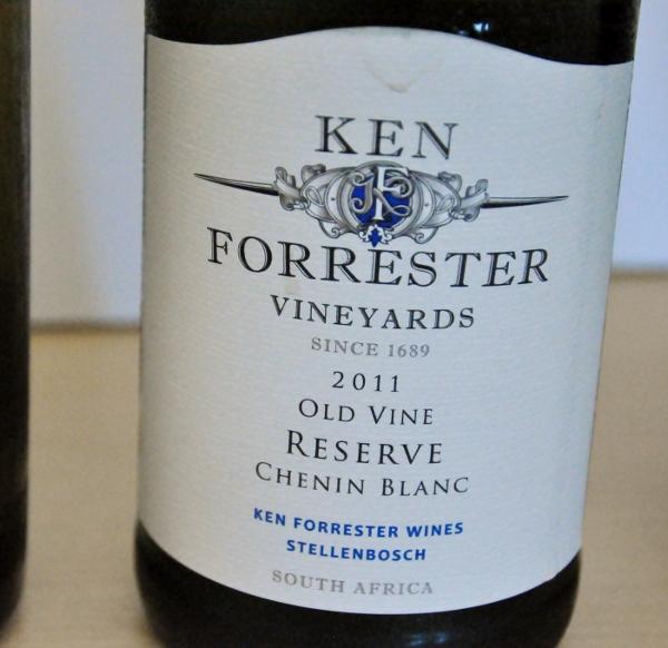 Ken Forrester 2011 Chinin blanc (600x582)