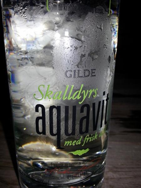 Løitens Fisk og Skalldyr Aquavit