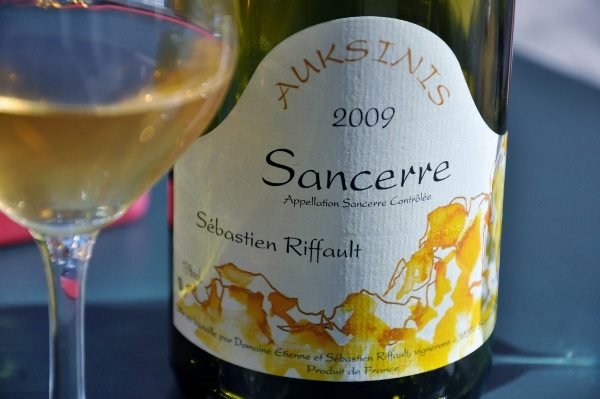 Sancerre Auksinis 2009  (600x399)