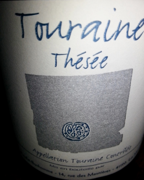 Touraine Thesee sauvignon blanc 2009 (479x600)