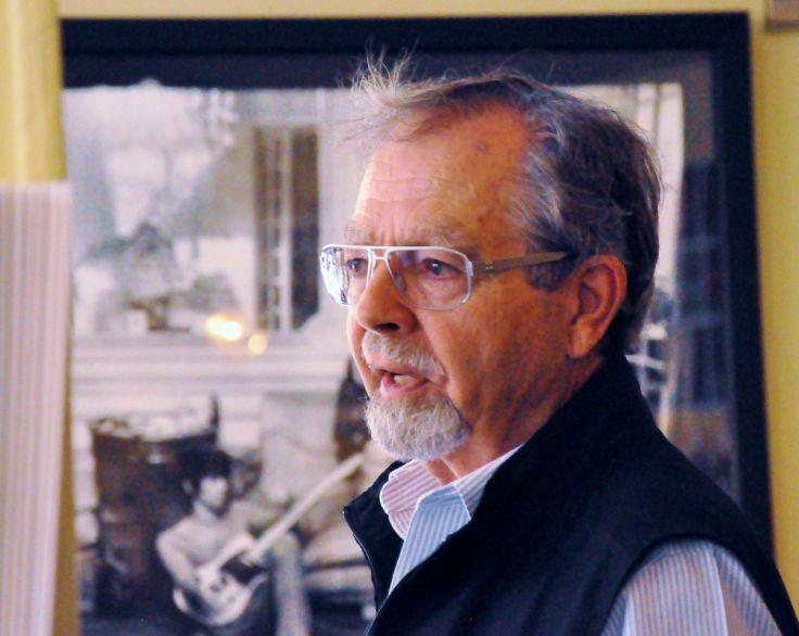 Paul Draper, Ridge Vineyards 2013
