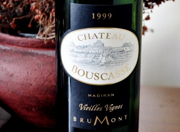 Chateau Bouscassé Madiran Vieilles Vignes Brumont 1999 (600x441)
