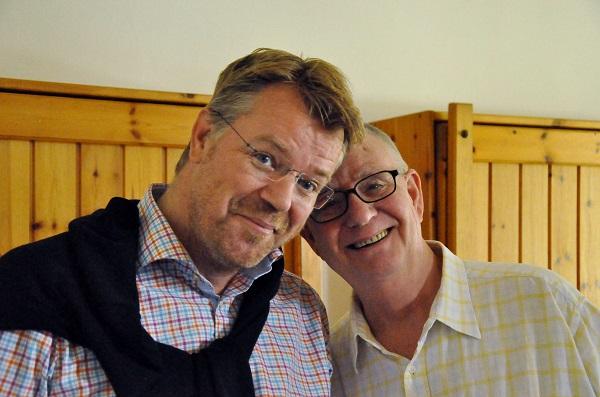 Rikard Nilsson och Anders Johansson (@AjnTaste)