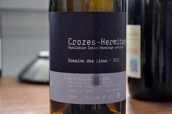 Crozes-Hermitage Domaine des Lises 2011 (600x398)