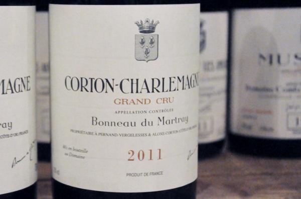 Corton Charlemagne Grand Cru 2011 Bonneau du Martray (600x396)