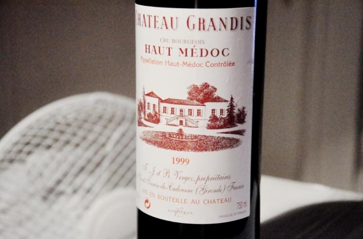 Chateau Grandis Haut Medoc 1999 (800x529)