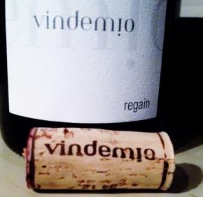 Regain 2011 Domaine Vindemio Ventoux  rouge