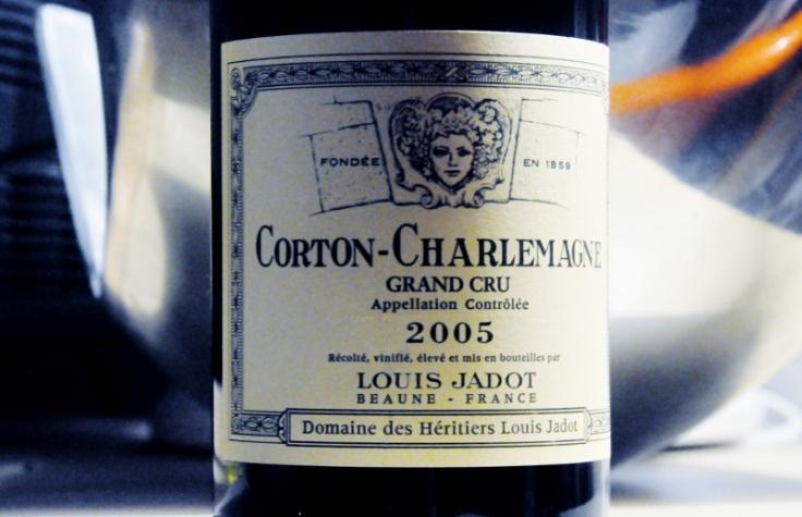 Corton-Charlemagne Grand cru 2005 Louis Jadot (800x517)