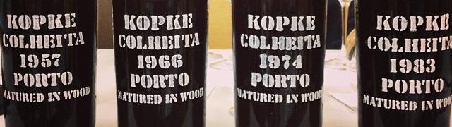 Kopke 1957 1966 1974 1983