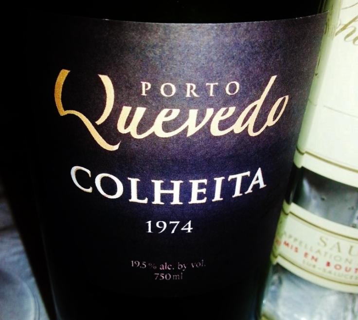 Porto Quevedo colheita 1974