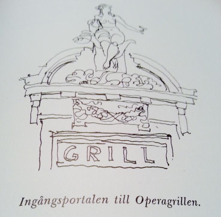 Operagrillen Stockholm