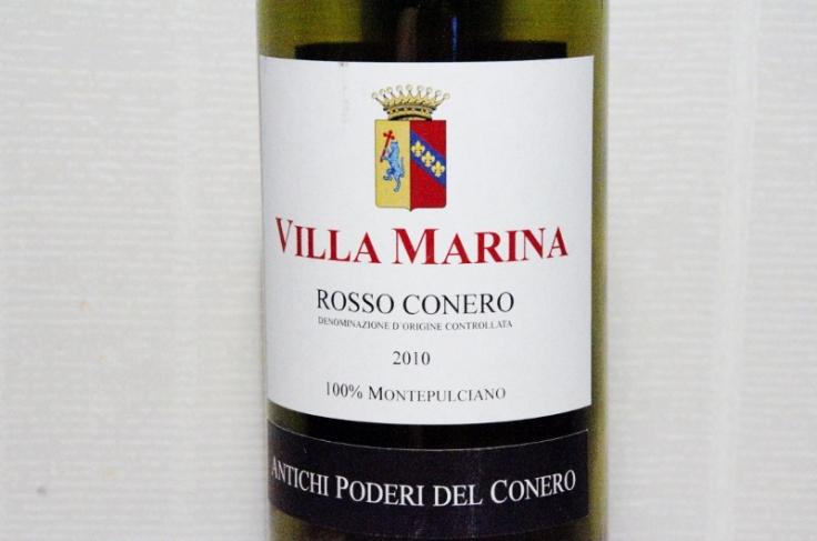 Villa Marina Rosso Conero 2010